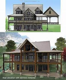 lake house plans with wrap around porch plan 92309mx retreat with full wraparound porch lake
