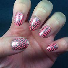 nails by natasha first striping tape designs