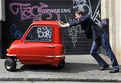 Worlds Smallest Car In Sydney  News CarsGuide