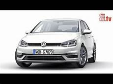 Neues Golf Gesicht Vw Golf 7 Facelift 2016