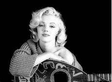 marilyn guitar marilyn the surprising reality the legend