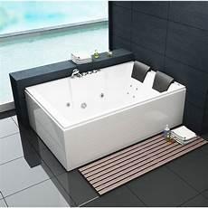 baignoire balneo baignoire balneo rectangulaire haka zeland 180x120