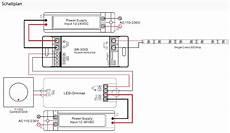 1 kanal led verst 228 rker sr 3003 1 zone lifier 12 24v