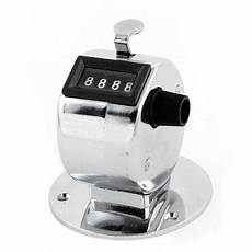 Tally Counter Stainless unique bargainstable stainless steel handheld ring 4