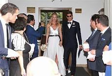 Mario Gómez Wanzung - football mario gomez weds wanzung in stunning