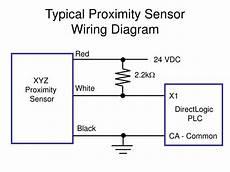 ppt typical proximity sensor wiring diagram powerpoint presentation id 6729640