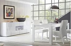 salle a manger laque blanc salle 224 manger design blanc laqu 233 atmore en 2019 salle a