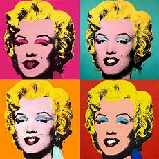 Andy Warhol Exhibition In Rome Fedra