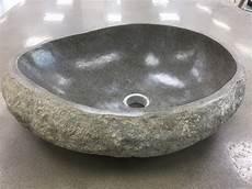 vasque en naturelle vasque bol 224 poser en naturelle bali 45x15cm