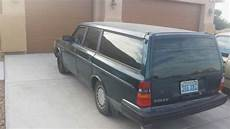 how does a cars engine work 1992 volvo 960 spare parts catalogs sell used 1992 volvo 240 base wagon runs well needs work great engine and transmission in las