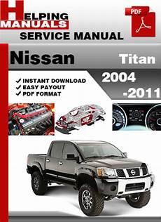 download car manuals 2004 nissan titan regenerative braking helping manuals nissan titan 2004 2011 service repair manual