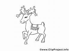 malen f 252 r kindern reh zu weihnachten