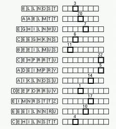 So Ein Durcheinander Bilden Sie Aus Den Buchstaben Links