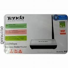 buy online tenda n4 150 mbps wireless n150 home router