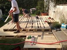 Wie Baue Ich Eine Terrasse Haloring Terrasse Bauen Mit