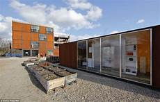 New Student Accommodation Block In Berlin Is Built Out Of