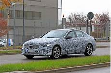 next mercedes c class shapes up for 3 series duel