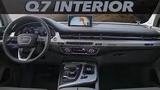 audi q7 interieur all new audi q7 interior design
