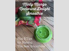 mango delight smoothie_image