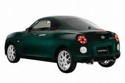 Long Awaited Daihatsu Copen Coupe Is Real And It Packs An