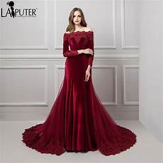 aliexpress buy laiputer 2018 new burgundy evening