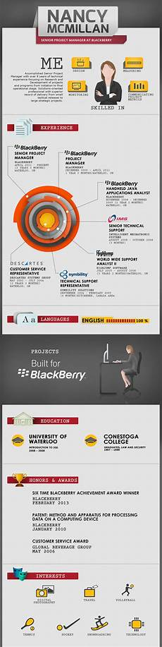 infographic resume program manager infographic resume of project manager on behance