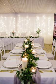 how to choose your wedding colours and table decorations with bleu coolibah downs gold