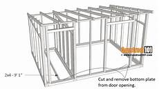 goat housing plans 10x14 goat shelter plans with storage construct101