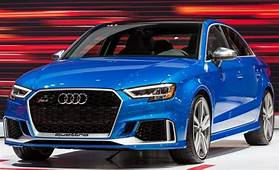 2018 Audi RS 3  Overview CarGurus