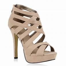 damen sandaletten in beige 70728 147 stiefelparadies de