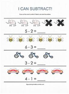 subtraction visual worksheets 10304 free subtraction worksheets