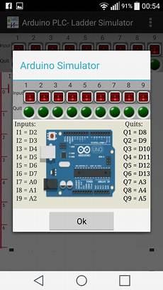 arduino plc ladder simulator android apk baixar