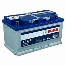Bosch Starterbatterie S4 010 580 406 074 12v 80ah 740a En
