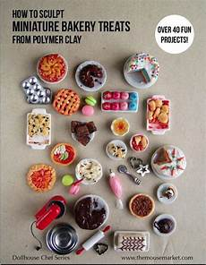 Miniature Food Polymer Clay Tutorial How To Sculpt Miniature