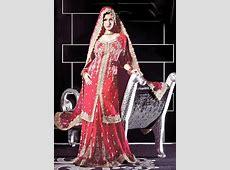 Pakistani Stylish Muslim Wedding Dress   HijabiWorld