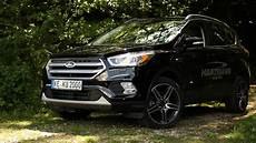 ford kuga 2017 spurverbreiterung 2017 ford kuga review fahrbericht