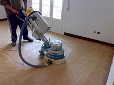 levigatrice pavimenti usata foto levigatura parquet di rovere di work service 46860