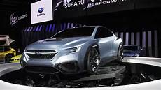 2020 subaru wrx sti concept hatchback engine news rendered