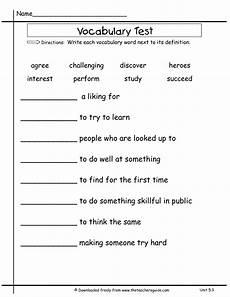 wonders second grade unit five week three printouts