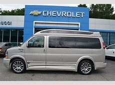 2019 Chevy Express 2500   Explorer Limited X SE VC   Mike
