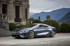Bmw Concept 8 Series Exclusive Drive Borrowing A