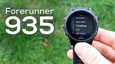 garmin forerunner 935 review best gps for