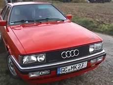 Audi Coupe Quattro Typ 85