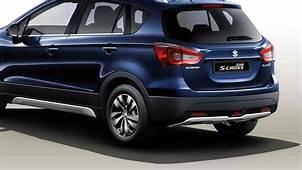 Suzuki SX4 S Cross SUV Features & Specs  Montys Of Sheffield