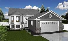 bi level house plans with garage custom home design home plans dmd architectural drafting