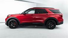 2020 ford explorer st and hybrid details on the new