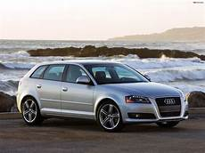 audi a3 sportback 2 0t us spec 8pa 2008 2010 wallpapers