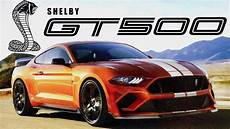 2019 ford mustang gt500 2019 ford mustang shelby gt500 drive price