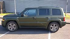 2008 Jeep Patriot Limited Crd 2 0 Metallic Green In