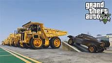 Gta 5 Ce 4x4 Peut Il Sauter Par Dessus 15 Camions De